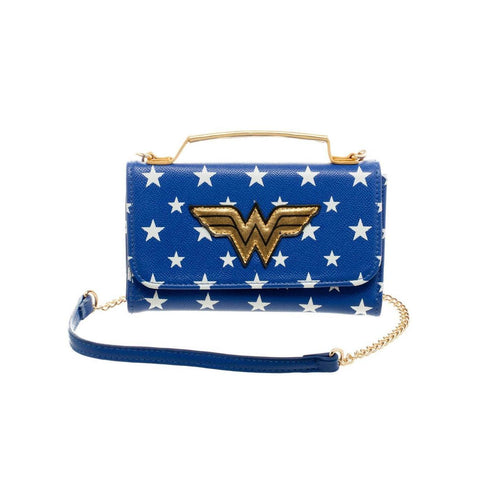 Sac à Main / Pochette Wonder Woman Deluxe-Very Bad Geek