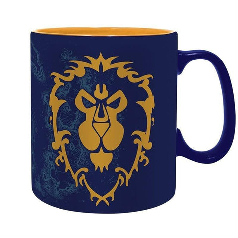 Mug World of Warcraft - Alliance 460ml