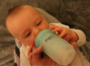 flipsi baby bottle feeding lauren midgey 8 month breastfeeding bottlefeeding