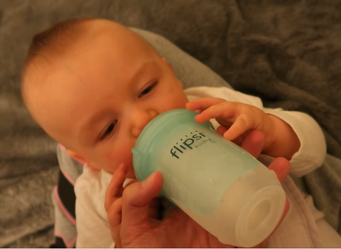 Flipsi baby bottle lauren midgley youtube natural breastfeeding bottlefeeding
