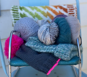 Three Small September Knits