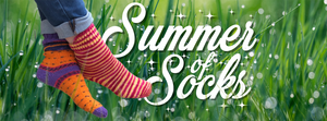 Summertime Sock Swap