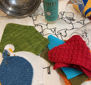 Dishcloth Refresh Exchange