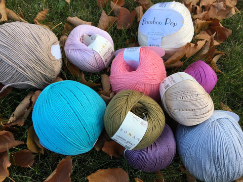 Knock out some knockers yarnr donated knockers that are not made with approved yarns are discarded so we stock bamboo pop which is approved for either knitted or crocheted knockers ccuart Images