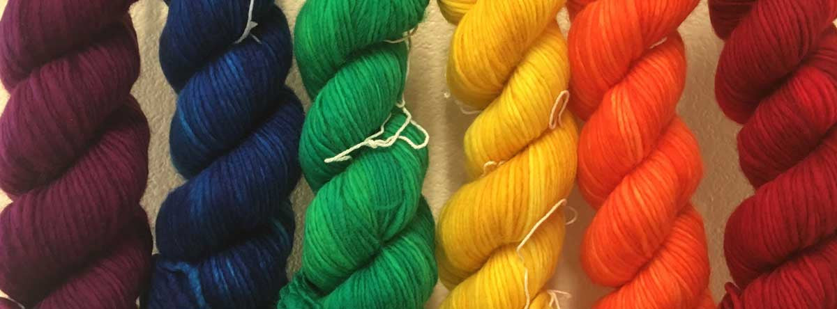 Offering a wide selection of yarn products