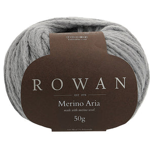 merino aria Ash medium grey