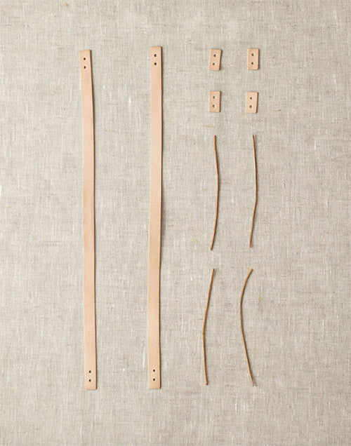 CocoKnits Leather Handle Kit