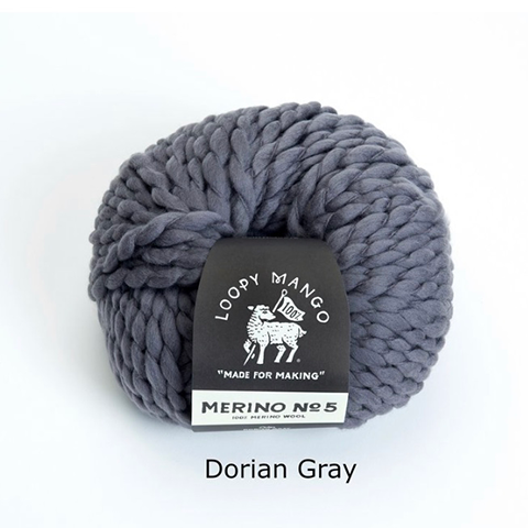 Loopy Mango Merino No. 5