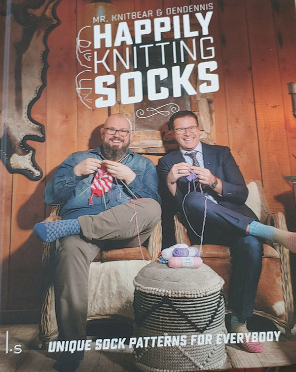 Happily Knitting Socks