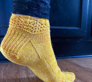 Sock Heel Classes