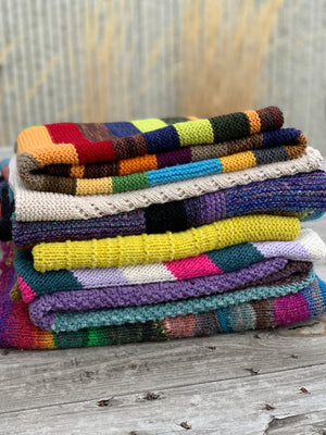 Blanket Knit-A-Long 2020