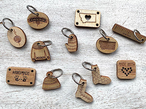 Katrinkles Stitch Markers & Tags