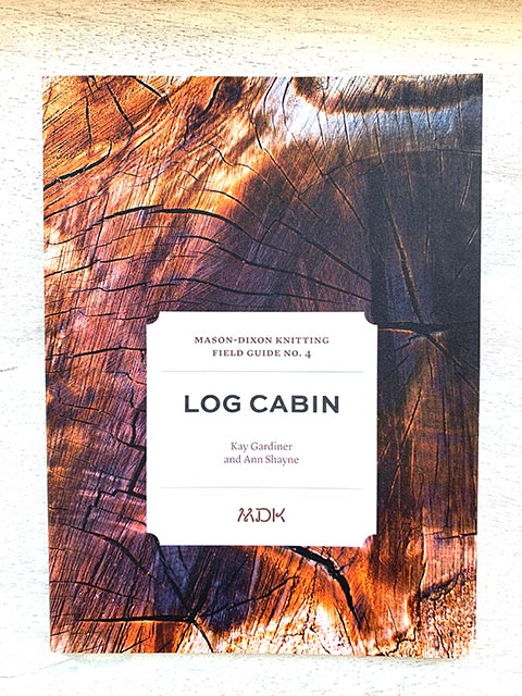 Field Guide #4 Log Cabin