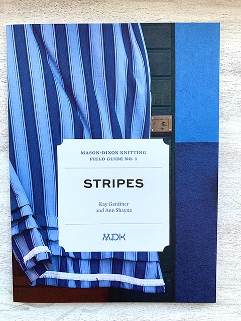 Field Guide #1 Stripes