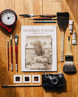 Montana Woman Issue  8