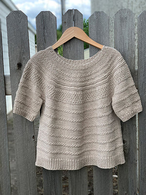 Purl Strings Sweater Class