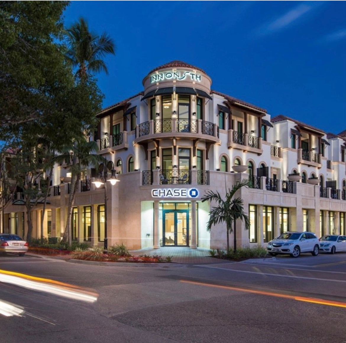 The Inn of Fifth in Naples Florida
