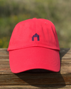 Cabana Life Nantucket Red Baseball Hat