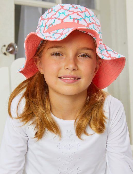 d3abd1f439d Sale. Lighthouse Harbor Reversible Swim Hat