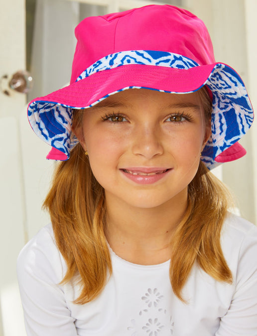 aa9a5d8bb5b Sale. Indigo Shores Reversible Swim Hat