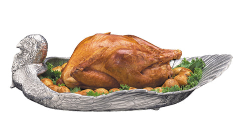 ARTHUR COURT 102318 TURKEY TRAY LARGE