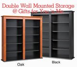 Prepac Double Wall Mounted Storage