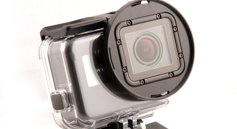 Hero 5 Super Suit Dive Housing