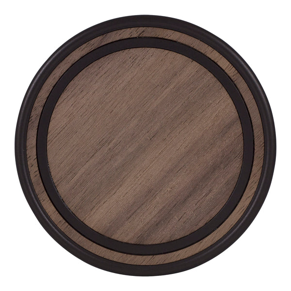Arbor - Blackened Pearl - Walnut (Front)