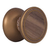 Arbor - Antique Bronze - Walnut (Left)
