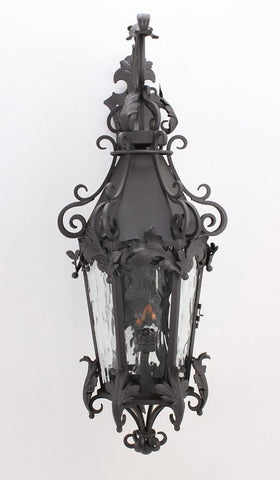 Aurore Iron Light - Wall Sconce - Lighting Outdoor Lighting Sconces
