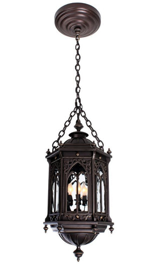 Barcelona Iron Light - Pendant Chain - 04 Mount Chain-Mount Lights Outdoor Lighting