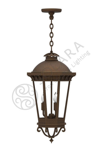 Constantino Iron Light - Pendant Chain - 04 Mount Chain-Mount Lights Outdoor Lighting