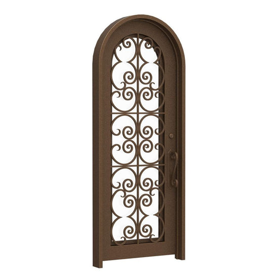 sc 1 st  Solara Lighting & Dynasty Iron Door