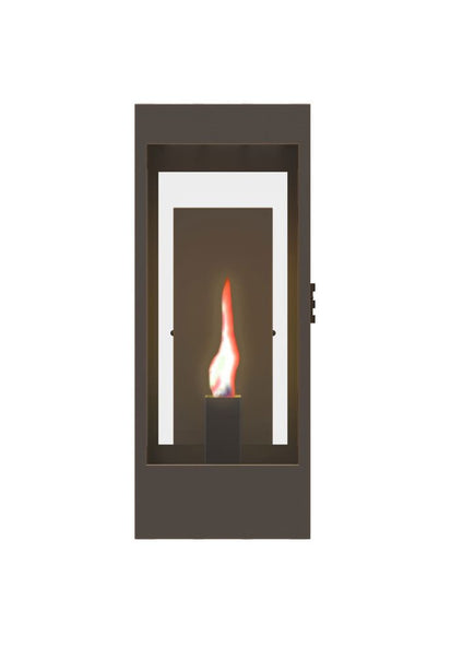 sc 1 st  Solara Custom Doors u0026 Lighting & Solara Outdoor Lighting | MoMA Iron Wall Sconce
