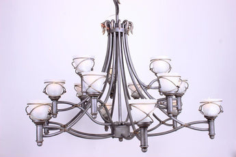 Tahoe Chandelier - Chandeliers Series Ch Chandlier Lighting - Only Electric