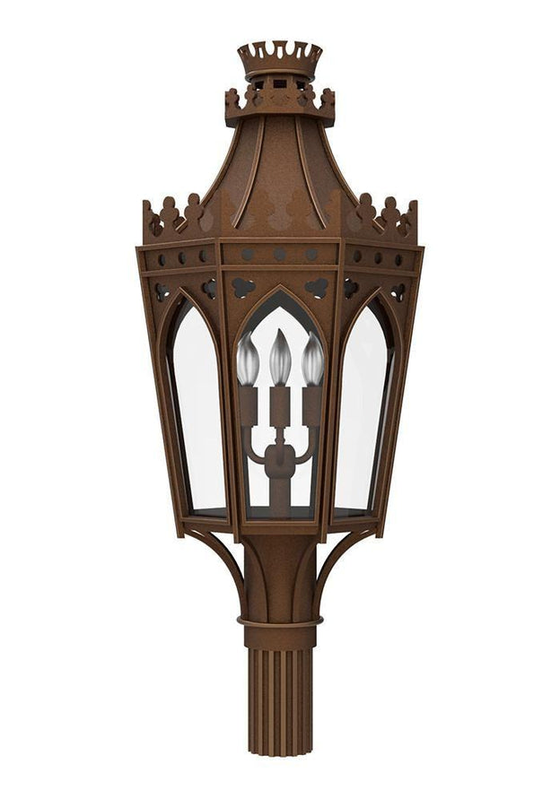 Tangier iron light post mozeypictures Choice Image