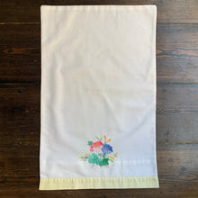 Hand Appliqué Children's Pillow Cases