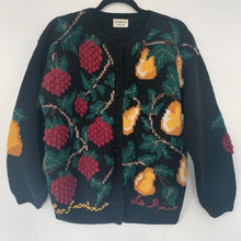 Vintage Hand Embroidered Cardigan