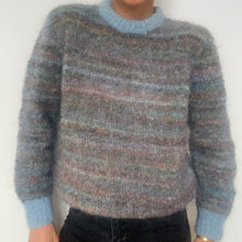 Vintage Mohair Hand Knit