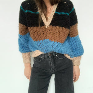 Crochet Jumper