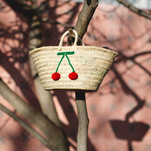 Mini Cherry Basket