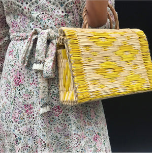 Portuguese Basket Bag - The Mini