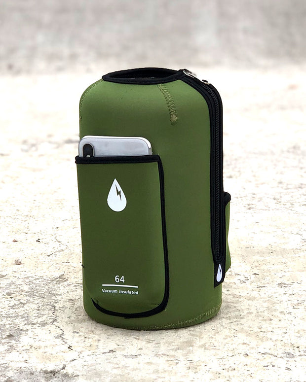 The Sleeve (64oz) in OD Green