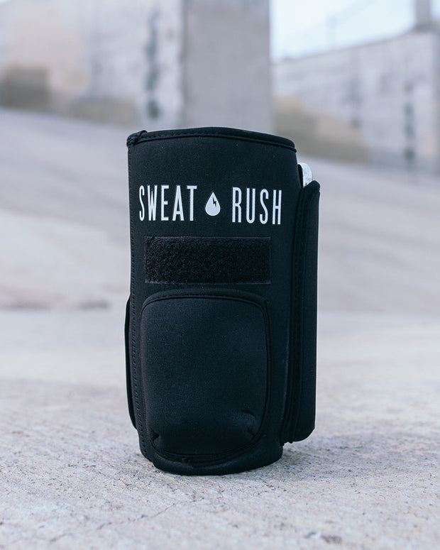 The Shaker Sleeve (24oz) in Black