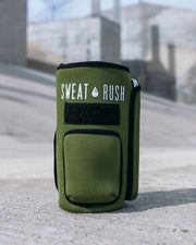 The Shaker Sleeve (24oz) in OD Green