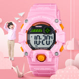 Kids Digital Watch for Girls - CakCity Watches