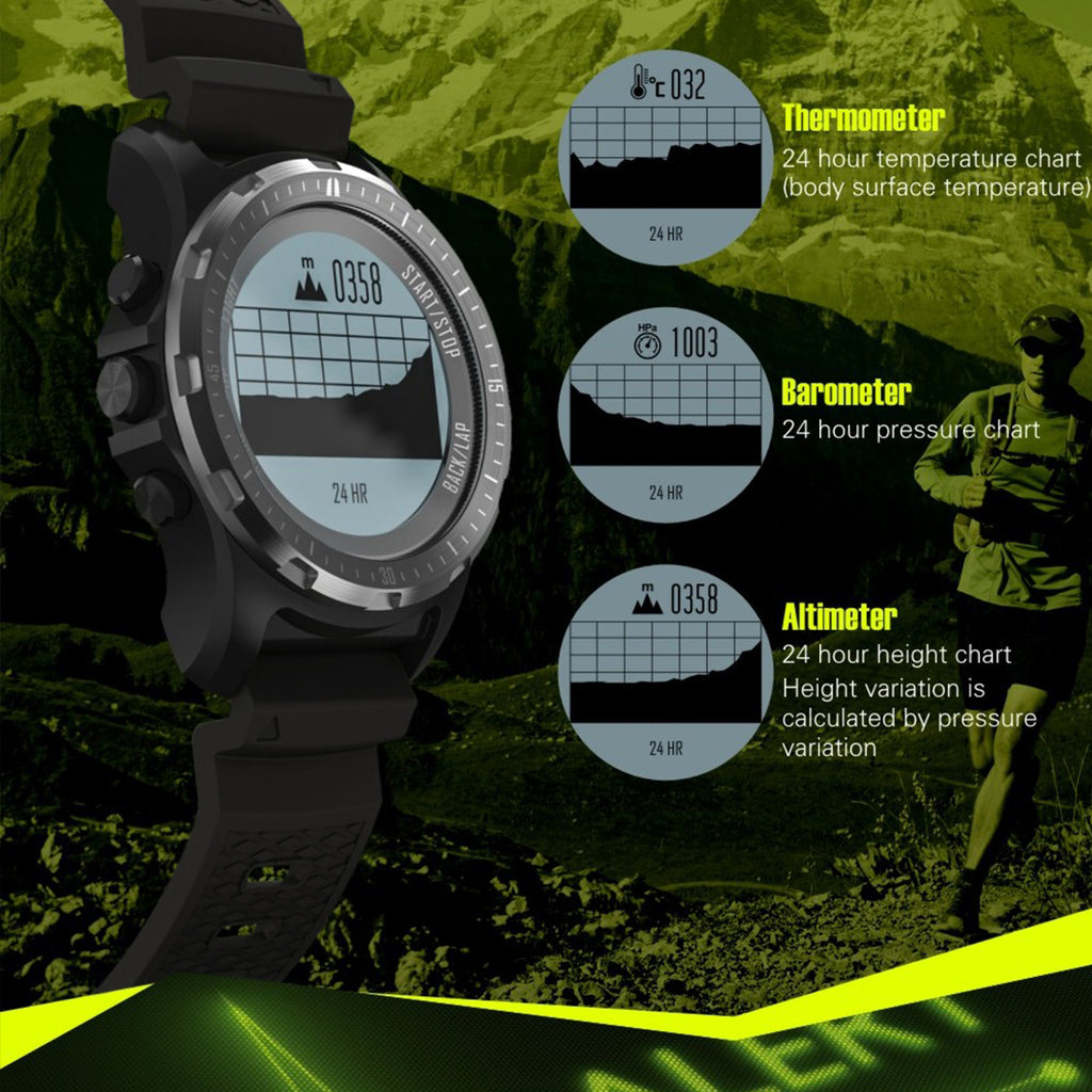 Multisport GPS Watches for Men - CakCity Watches