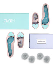 Mommy and Me Matching Gift Set in Ballet Slipper