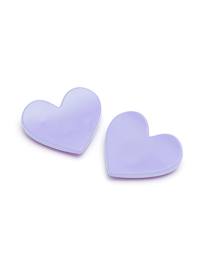 Purple Heart Bauble