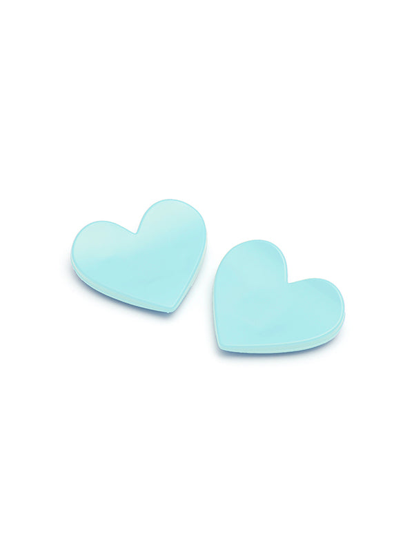 Turquoise Heart Bauble